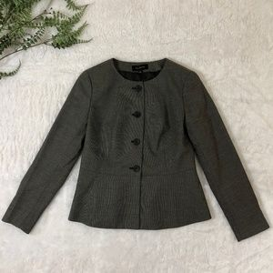 Talbots Career Collections Fitted Jacket/Blazer